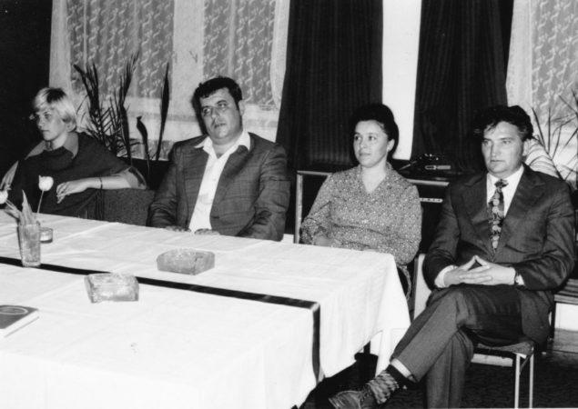 vedenie skoly 1983 -1